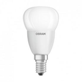OSRAM Ampoule LED sphérique E14 - 5,7 W - Dépoli
