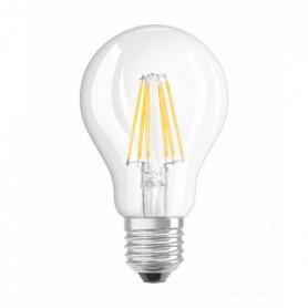OSRAM-Ampoule LED filament standard E27 Ø6cm 2700K 7W - 60W