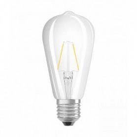 OSRAM Ampoule filament LED E27 2 W équivalent a 25 W