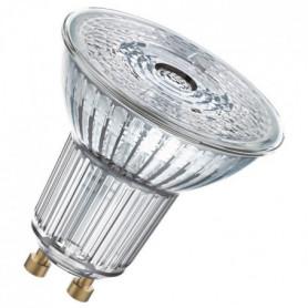 OSRAM Ampoule Spot LED PAR16 GU10 6,9 W équivalent à 80 W