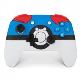 Manette Nintendo Switch Wired controller - Great Ball