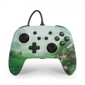 Manette Nintendo Switch Wired controller - Link Hyrule