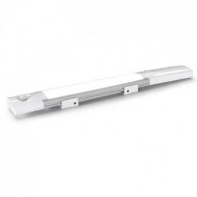 Réglette LED rechargeable sans fil