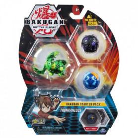 BAKUGAN Starter Pack - Modele 28 - 2 Bakugan classiques