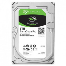 Seagate HDD BarraCuda Pro 8To 3,5  ST8000DM005