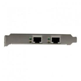 StarTech.com Carte réseau PCI Express a 2 ports Gigabit