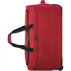 VISA DELSEY Sac de Voyage Trolley 70 cm- Polyester Rouge