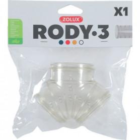 ZOLUX Tube en Y pour cage rongeur Rody3 - Roylounge