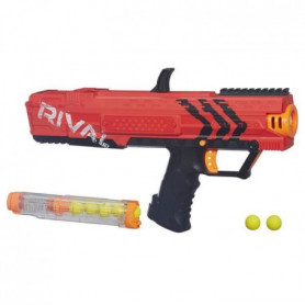 Nerf Rival Apollo XV-700 Rouge et Billes en Mousse
