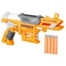 NERF ACCUSTRIKE - Falconfire + 6 Fléchettes