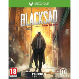 BlackSad Under the Skin Edition Limitée Jeu Xbox One