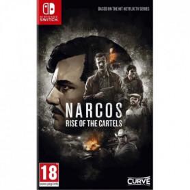 Narcos Rise of The Cartel Jeu Nintendo Switch