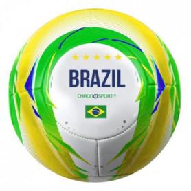 CHRONOSPORT Ballon de football Brésil - Taille 5