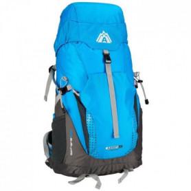 ABBEY Sac a dos de randonnée Aero-fit - 50 L - Bleu