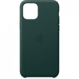 APPLE Coque Cuir Vert foret pour iPhone 11 Pro
