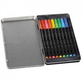 BIC Conté Boîte 10 Feutres de Coloriage