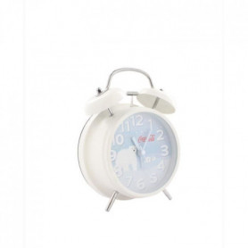 COCA-COLA 477531 Réveil Ours vintage avec alarme mécanique