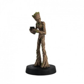 EAGLEMOSS - MARVEL - Movie Figurine Groot (Teenage) 13cm