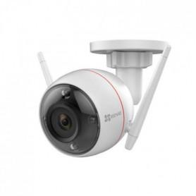 EZVIZ Caméra Wi-Fi 1080p a vision nocturne en couleur - C3W