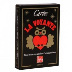 France cartes - LA VOYANTE - JEU DE 33 CARTES