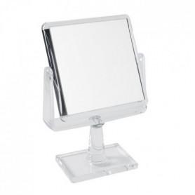 GERSON Miroir sur pied grossissant - Transparent