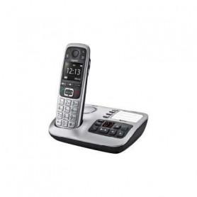 GIGASET Téléphone Fixe E560A Silver