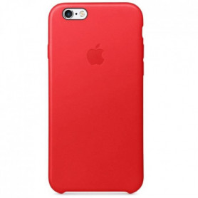 Apple Coque en cuir pour iPhone 6/6s - (Product)Red