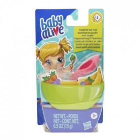Baby Alive - Recharge de nourriture en poudre pour poupées