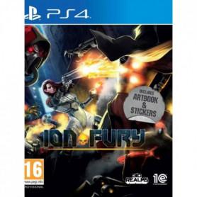 Ion Fury Jeu PS4