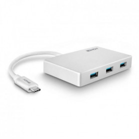 LINDY Hub USB 3.1 type C 3 ports avec Power Delivery