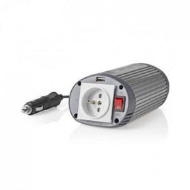 NEDIS Convertisseur d'alimentation 12 V c.c. - 230 V c.a. - 150 W