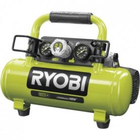 RYOBI R18AC - 0 - Compresseur a cuve 18V - 4L / 0,6CV
