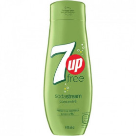 SODASTREAM Concentré 7UP FREE 440ml