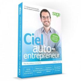 Logiciel Ciel/Sage Auto-entrepreneur (Abonnement 12 mois)