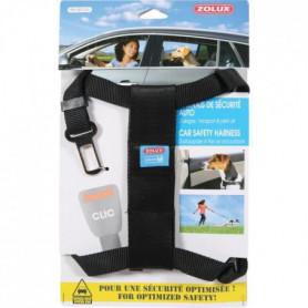 ZOLUX Harnais de sécurité avec attache pour véhicule M