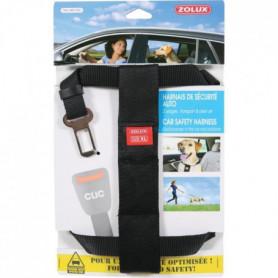 ZOLUX Harnais de sécurité avec attache pour véhicule XL