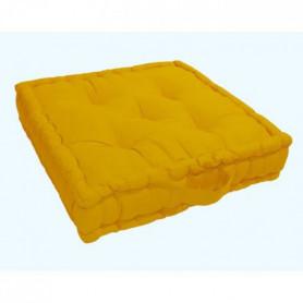 Coussin de sol Grand Format 100% Coton 60x60x15 cm