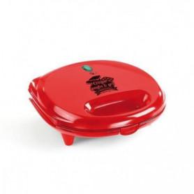 DOMOCLIP DOP133 Gaufrier multifonction - Rouge