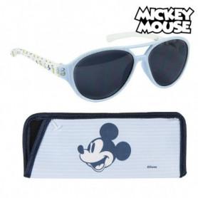 Lunettes de soleil enfant Mickey Mouse Bleu
