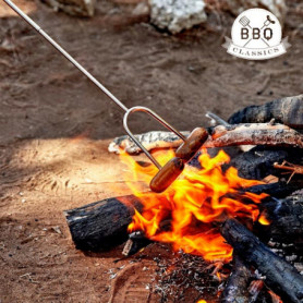 Fourchette extensible pour Barbecue BBQ Classics