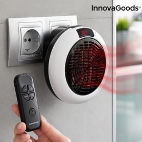 Radiateur Céramique pour prise avec Télécommande InnovaGoods 600W