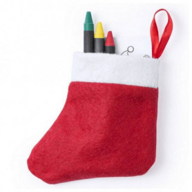 Christmas Sock with Accessories 145570