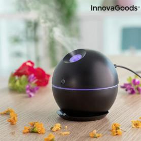 Mini humidificateur diffuseur d'arômes Black InnovaGoods
