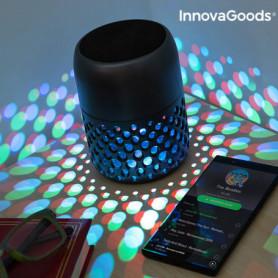 Lampe LED Rechargeable avec Haut-Parleur Bluetooth Mandalamps