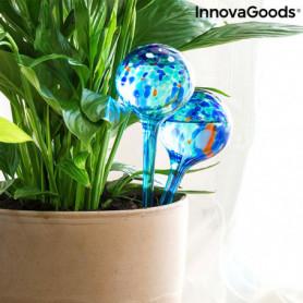Ballons arrosage automatique Aqua·loon InnovaGoods (Pack de 2)