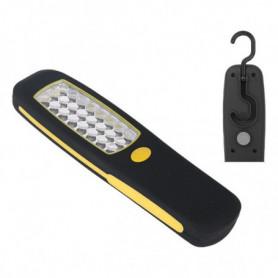 Lampe Torche LED Bricotech Pendentif Noir