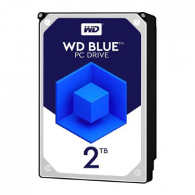 WESTERN DIGITAL Disque dur interne Blue 2To 64Mo