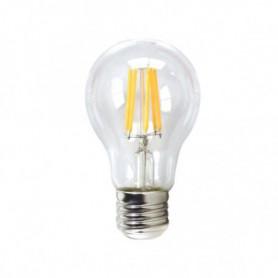 Ampoule LED Sphérique Silver Electronics 1980627 E27 6W 3000K A++