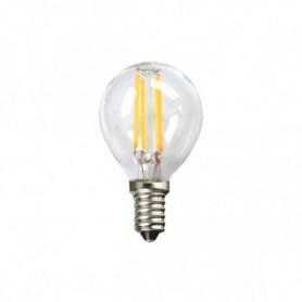 Ampoule LED Sphérique Silver Electronics 1960314 E14 4W 3000K A++