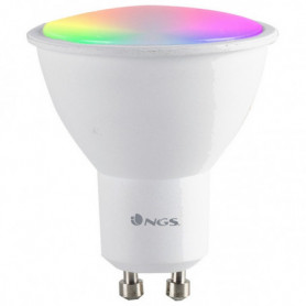 Ampoule à Puce NGS Gleam510C RGB LED GU10 5W